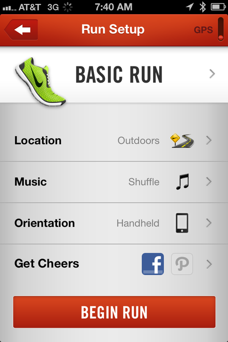 My 5 Favorite Fitness Apps!