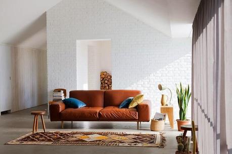 Inspiration Board Caramel Leather Furniture Paperblog