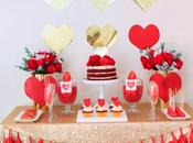 Valentine's Table Perfectly Sweet