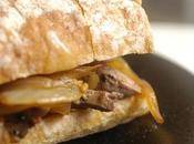 Valentine's Steak Sandwich