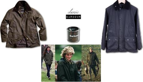 B is for Barbour