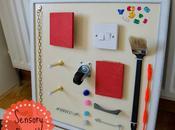 Sensory Play: Boards