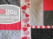 Heart Valentine's Applique Quilt