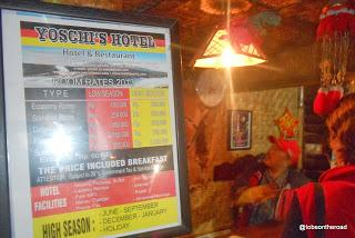 Yoschi Hostel In Indonesia