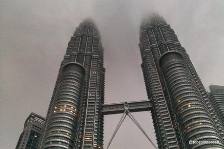 A Soap Box -Petronas Towers In KL,Malaysia