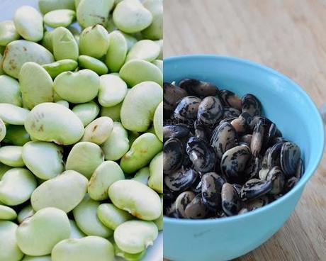 Sauteed Lima Beans