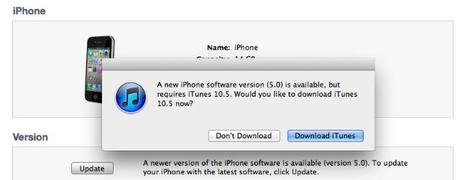 iOS 5 Now Available for Download