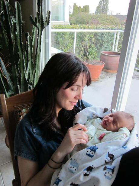 Heartland's Michelle Morgan: The Momterview