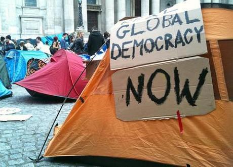 Occupy Wall Street becomes Occupy Everywhere as protests spread