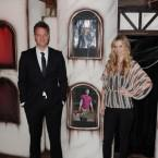 Kristin Bauer and Jim Parrack at Seminole Creek Casino