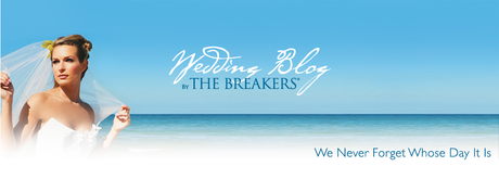 Wedding Wednesday: Spotlight on the Breakers Wedding Blog