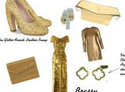 Tuesday Shoesday: That Glitters Gold