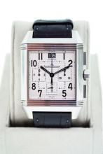 Jaeger Le Coultre Reverso Q7018620 Stainless Steel Chronograph