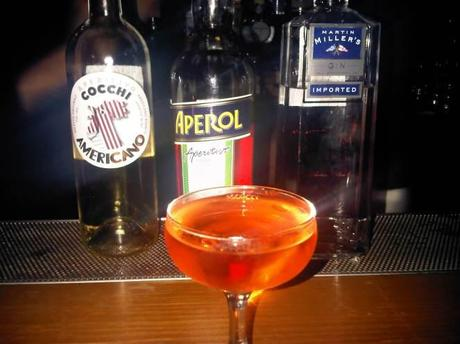 Further Adventures in Aperol – Il Padrone