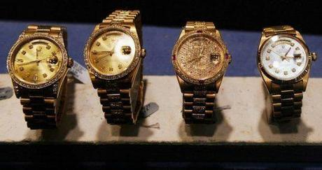 Sotheby's to Auction Rolexes, Patek, Luxury Watches of World Leaders