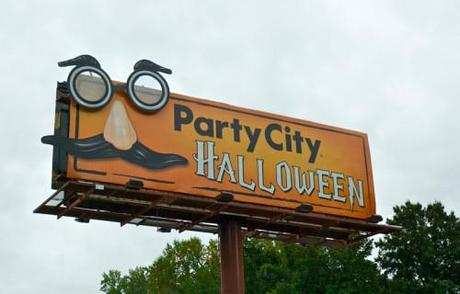 How Party City Does Halloween