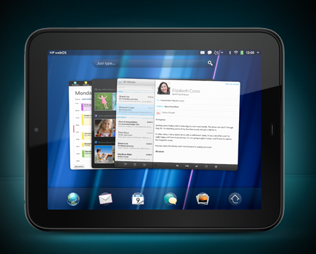 HP TouchPad gets webOS 3.0.4 update