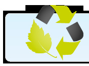 GreenerGagdets Widget Energy Consumption Recycling