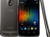 Android Cream Sandwich Samsung Galaxy Nexus