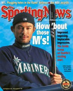 ICHIRO SUZUKI IS THE BEST PLAYER IN MLB HISTORY