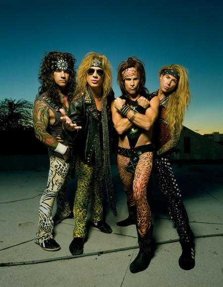 Turns Steel panther balls out think