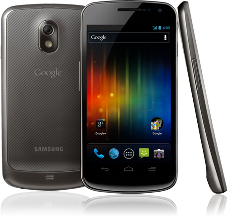 Google Galaxy Nexus Prime