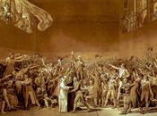 Jacques-Louis David, Tennis Court Oath [1791]