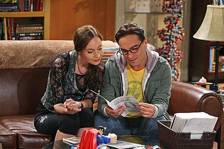 Courtney Ford The Big Bang Theory