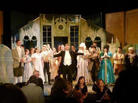 La bella scena: I due Figaro at Amore Opera (U.S. premiere)