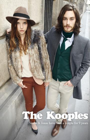 French Brand; French Connection and The Kooples. Whose your favourite Koople?