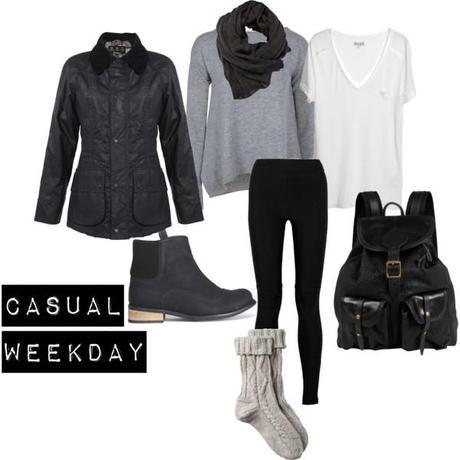 Casual Weekday