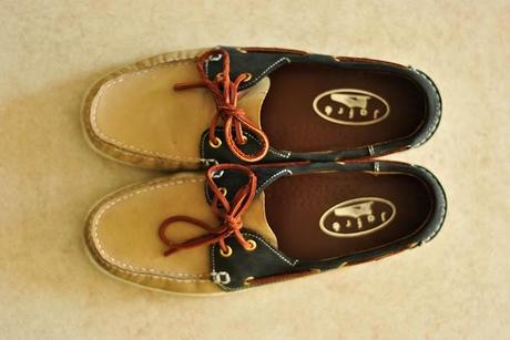 The Casual Boat Shoe