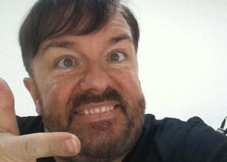 "Ricky Gervais: A taboo too far? The comic's use of ""mong"" draws fire"