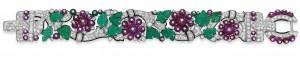 tutti frutti christie's bracelet