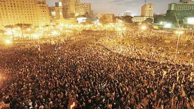 The business people of Tahrir Square