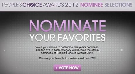 Nominate True Blood for 2012 People's Choice Awards