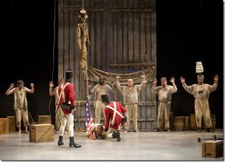 Dartmouth Prison - Goodman theatre