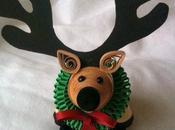 Quilled Reindeer from Wintergreen Design