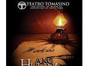 Teatro Tomasino Presents Chris Martinez's Huling Pahina