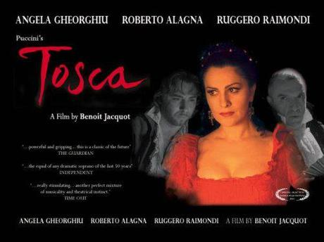 Tosca-the movie, 10th anniversary DVD available from Nov 28