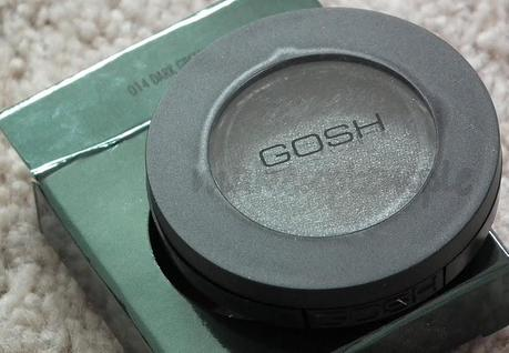 Gosh Dark Green Eye Shadow