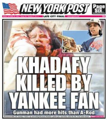 Yankee Fans Like To Kill People