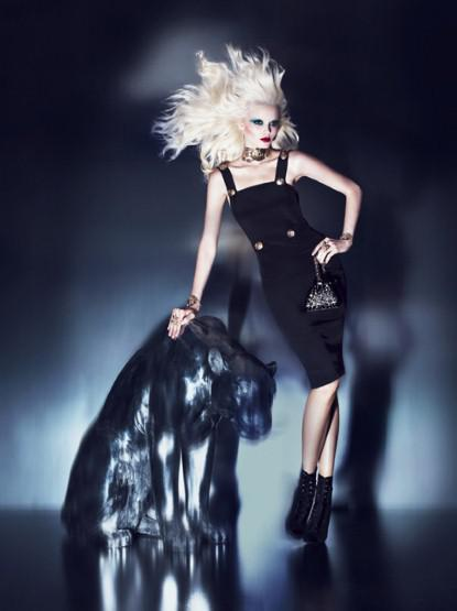Little black dress by Versace for H&M