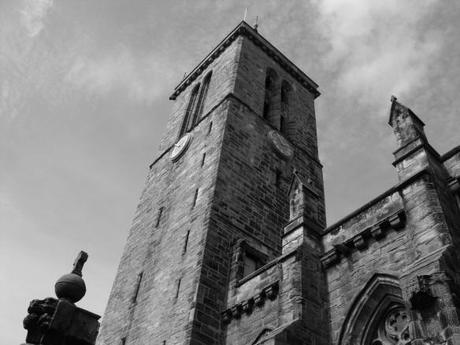 A year in photos, St Salvator's, St Andrews
