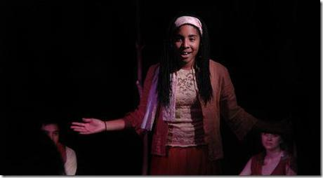 Review: From The Circle: Remembering Earth Through Folktales (Filament Theatre)