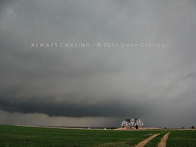 2011 Storm Chase 18th Supercells Front Range