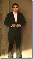 Caesar Gonzales as Merv 2