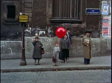 French Lessons: Le Ballon Rouge