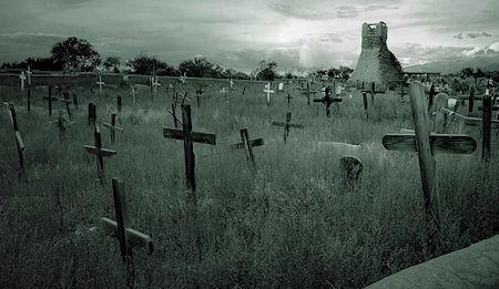 Six Seriously Spooky Cemetery Stories