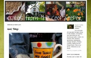 Indiana Blogs: Tales From The Coop Keeper